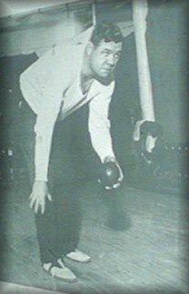 Babe Ruth duckpin bowling